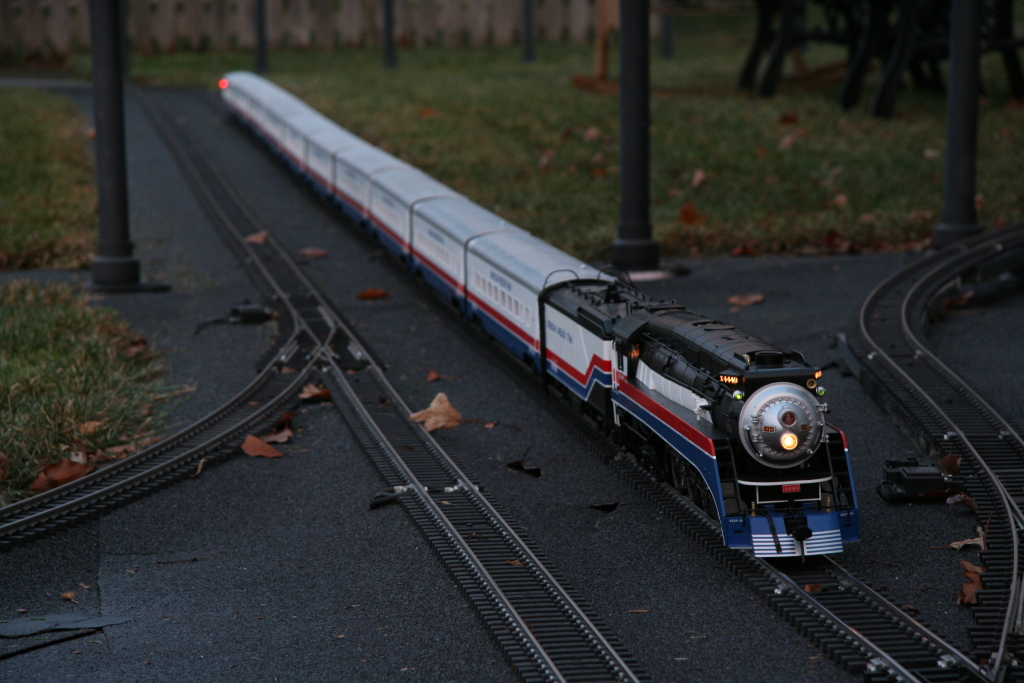 Mth American Freedom Train Gs 4 4449