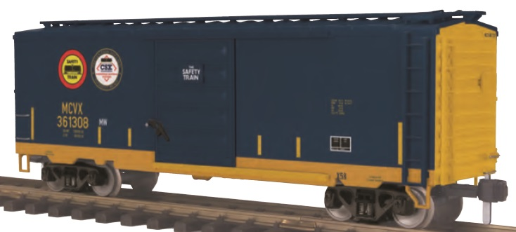 mth one gauge pricing 70 74097 csx safety train 361309 mth one gauge 40ft